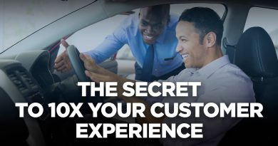 The Secret to 10X Your Customer Experience - 10X Automotive with Jeff Bounds