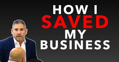 This is how I SAVED my Business - Grant Cardone