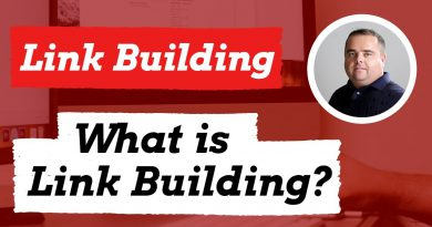 What Is Link Building? | SEO Link Building Tutorial | Link Building Course, Introduction