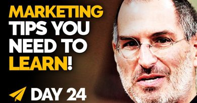 You Can't SELL Your PRODUCTS if NOBODY KNOWS You! | #BestLife30 - Day 24: Marketing