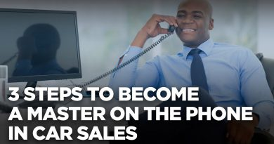 3 Steps to Become a Master on the Phone in Car Sales - 10X Automotive