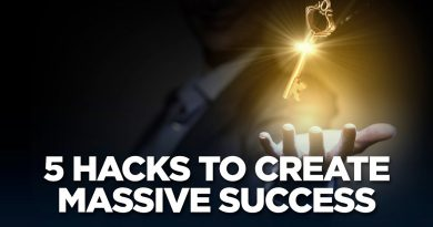 5 Hacks to Create Massive Success - Young Hustlers