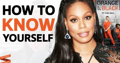 CELEBRITY Shares SECRETS To Finding Your TRUE SELF & Stop FEELING LOST | Laverne Cox & Lewis Howes