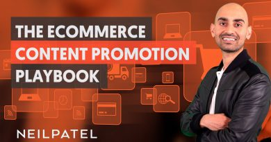 Content Promotion For eCommerce - Module 2 - Part 3 - eCommerce Unlocked