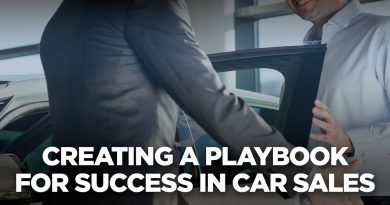 Creating a playbook for success in car sales - 10X Automotive Weekly
