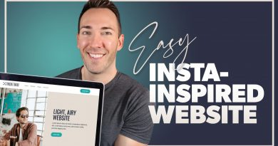 Elementor Website Tutorial: Create an Instagram-Inspired Website, Easy Method!