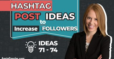 Hashtag Post Ideas to Increase Followers on Social Media [Ideas 71 - 74]