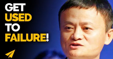Here's WHY You NEED to Learn From MISTAKES! | Jack Ma | #Entspresso