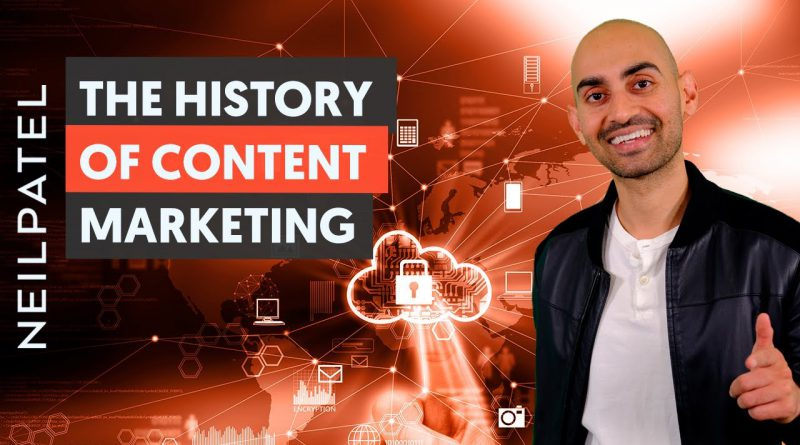 How Content Marketing Started - Module 1 - Lesson 2 - Content Marketing Unlocked