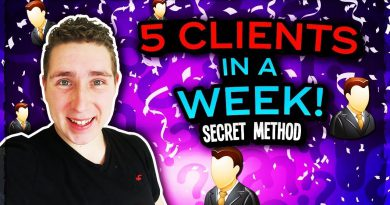 How To Land 5 NEW SMMA Clients in ONLY 1 Week - Step By Step Strategy