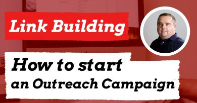 How To Set Up A Link Building Outreach Campaign, using Mailshake and Hunter.io for outreach