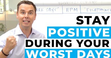 How to Stay Positive During Your Worst Days