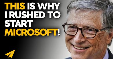I Could've WAITED a Few YEARS Before STARTING MICROSOFT! | Bill Gates | #Entspress