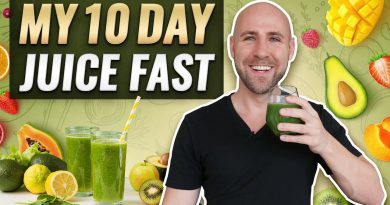 I drank GREEN JUICE for 10 Days and this is what happened...