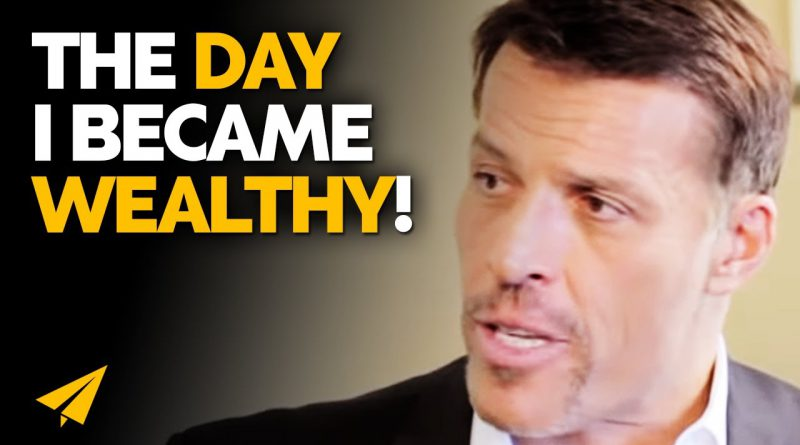 I was Working 18 HOURS a DAY and I was BROKE! | Tony Robbins | #Entspresso