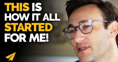 If You FIGURE OUT This, You'll Become UNSTOPPABLE! | Simon Sinek | #Entspresso
