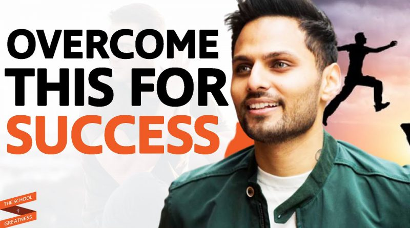 Jay Shetty's ULTIMATE ADVICE On How To OVERCOME PAIN In Order To ACHIEVE SUCCESS | Lewis Howes