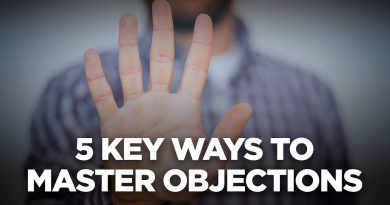 Master Objections - for retailers