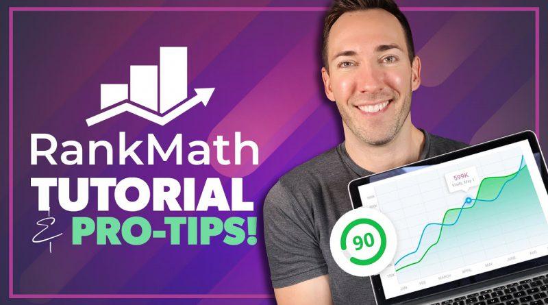 Rank Math SEO Plugin: Full Tutorial, Pro-Tips & Secrets