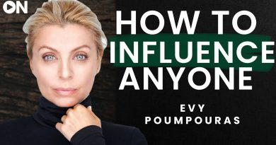 SECRET SERVICE AGENT REVEALS The Surprising Steps To INFLUENCE ANYONE | Evy Poumpouras & Jay Shetty