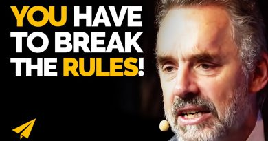 STOP Letting Yourself OFF the HOOK! | Jordan Peterson | Top 10 Rules