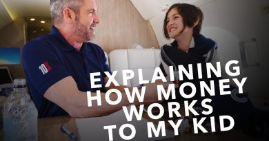 Teaching Kids About Money- Grant Cardone