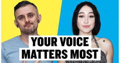 The Big Risk of Listening to Other Voices Over Your Own | Podcast With Noah Cyrus + Lou Al-Chamaa