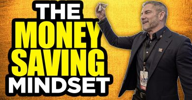 The Money Saving Mindset - Grant Cardone