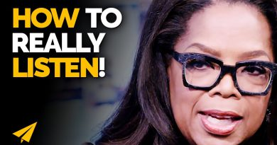 The QUESTION Everyone on My SHOW ASKED ME! | Oprah Winfrey | #Entspresso