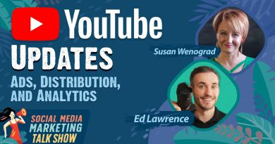 Updates to YouTube Ads, Video Distribution, and Analytics