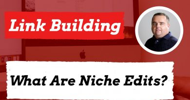 What Are Niche Edits? Curated links & Link Placements  | Link Building Course