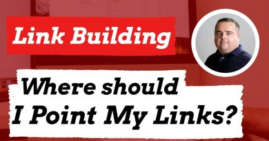 Where Should I Point My SEO Links, Should I Build links to my internal pages?