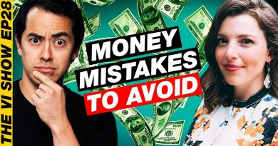 Worst Money Mistakes and Best Investments when starting a YouTube Channel #VIShow 28