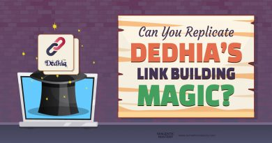 Can You Replicate Dedhia's Link Building Magic?