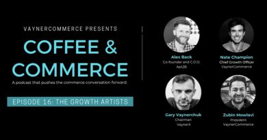 Coffee & Commerce Episode 16: The Growth Artists, with Alex Back, Co-Founder of Apt2B, Nate Champion