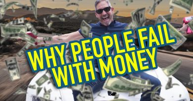 Don't do stupid stuff with your money - Grant Cardone