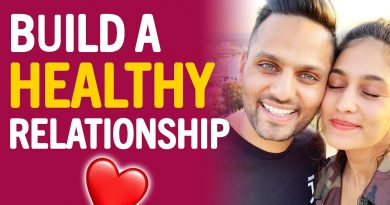 How To Create A HEALTHY Romantic RELATIONSHIP | Jay Shetty & His Wife Radhi