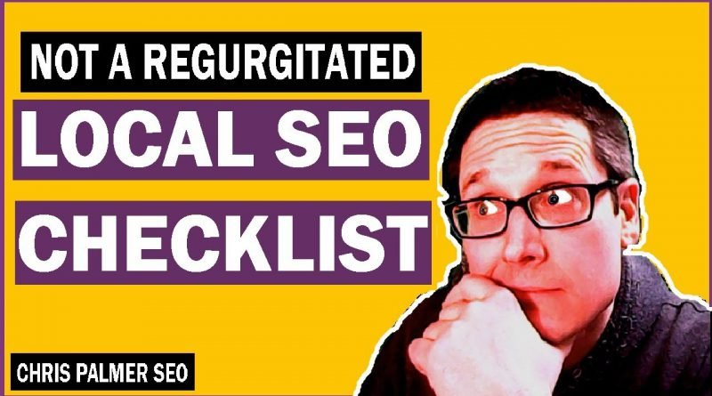 How To Do Local SEO in 2020