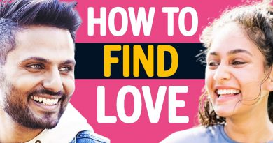 How To Find The PERFECT RELATIONSHIP | Jay Shetty & Radhi Shetty
