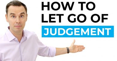 How to Let Go of Judgement