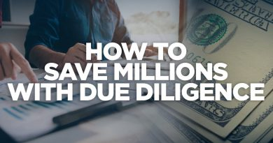 How to Save Millions with Due Diligence - Real Estate Investing with Grant Cardone