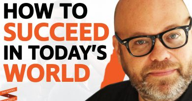 IF YOU Want To Be SUCCESSFUL In Business & In Life LEARN THIS... | Adam Davidson & Lewis Howes