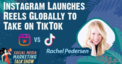Instagram Launches Reels Globally to Take on TikTok