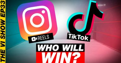 Instagram Reels vs Tik Tok w/ Brock Johnson! #VIShow 33