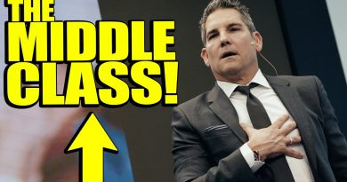 Millionaire is The New Middle Class - Grant Cardone