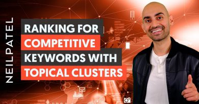 Rank In Competitive Markets With Topical Clusters - Module 2 - Lesson 2 - Content Marketing Unlocked