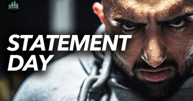 STATEMENT DAY - Who Are You From This Moment On?