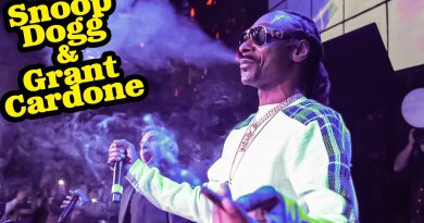 Snoop Dogg Talks Money with Grant Cardone