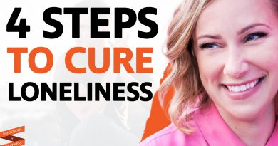 THERAPIST SHARES The 4 Step Process For CURING LONELINESS & Finding HAPPINESS| Kati Morton & Lewis H
