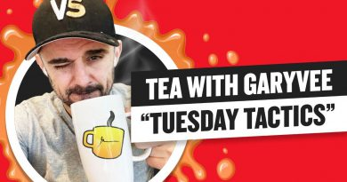 Tea with GaryVee 055 - Tuesday 9:00am ET | 8-25-2020